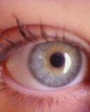 Fancy mascara oog